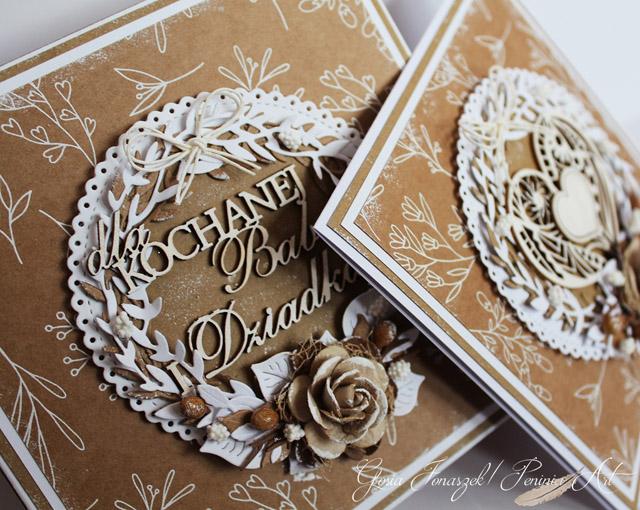 Kartki Dzień Babci i Dziadka