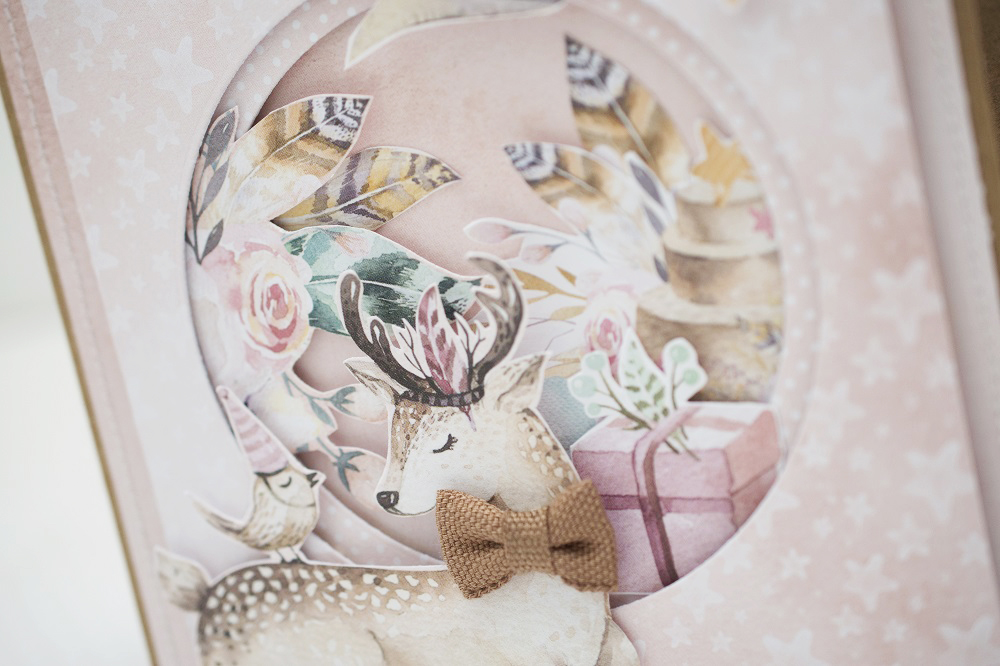 baby card - Cute&Co. - Piątek Trzynastego