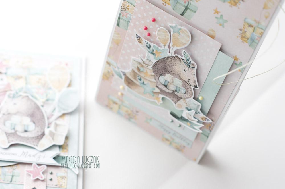 card with bag - mamajudo - Piątek Trzynastego