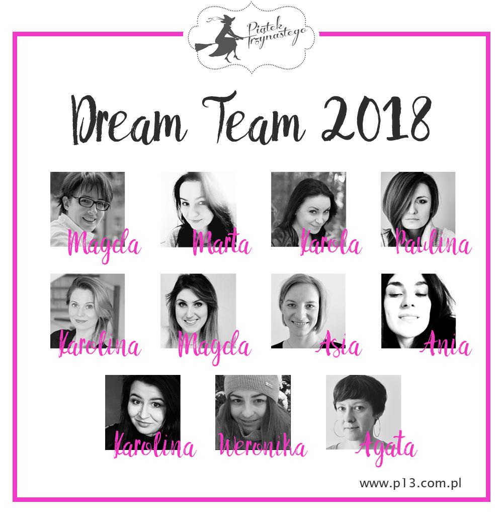 dream team 2018 Piątek Trzynastego