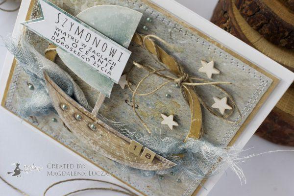 mamajudo - Piątek Trzynastego - birthday card
