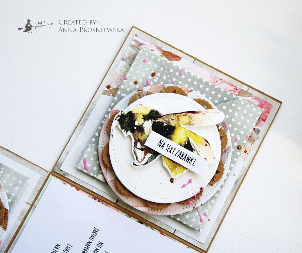 Ania Prośniewska - exploding box - Piątek Trzynastego