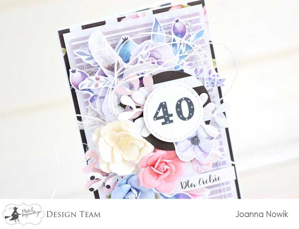 Joanna Nowik - card - Piątek Trzynastego