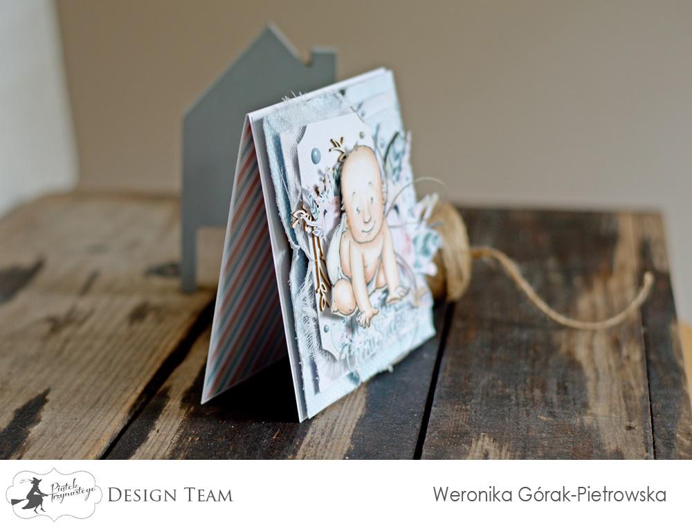 werciakol - baptism card - Piątek Trzynastego