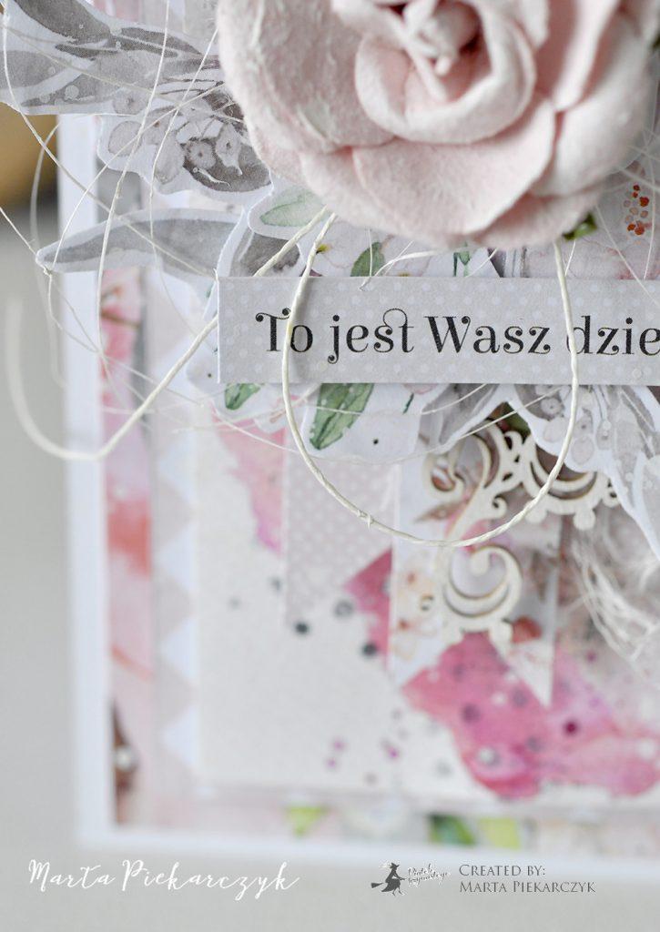 Marta Piekarczyk - card - Love in Bloom - Piątek Trzynastego