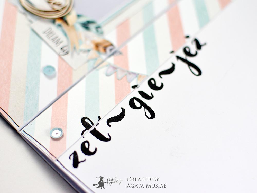 Traveler Journal - Agata Musiał - Pinezka - Piątek Trzynastego