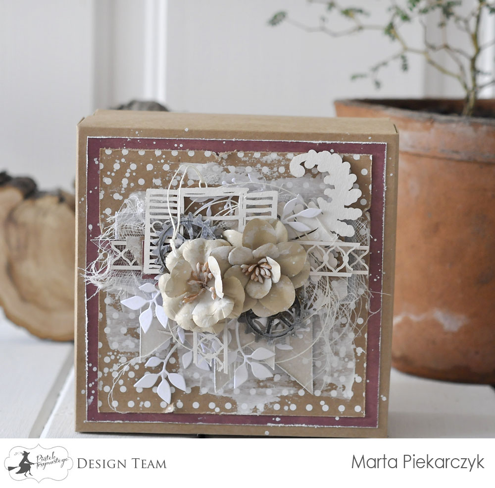 pudełko - Marta Piekarczyk - Piątek Trzynastego