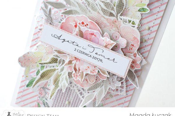 Kartka ślubna - Wedding Card