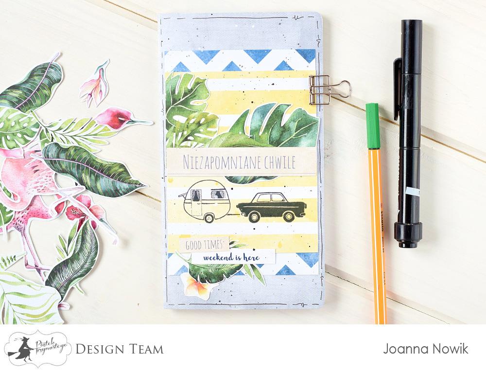 Niezapomniane chwile - travel journal - Joanna Nowik - Piątek Trzynastego