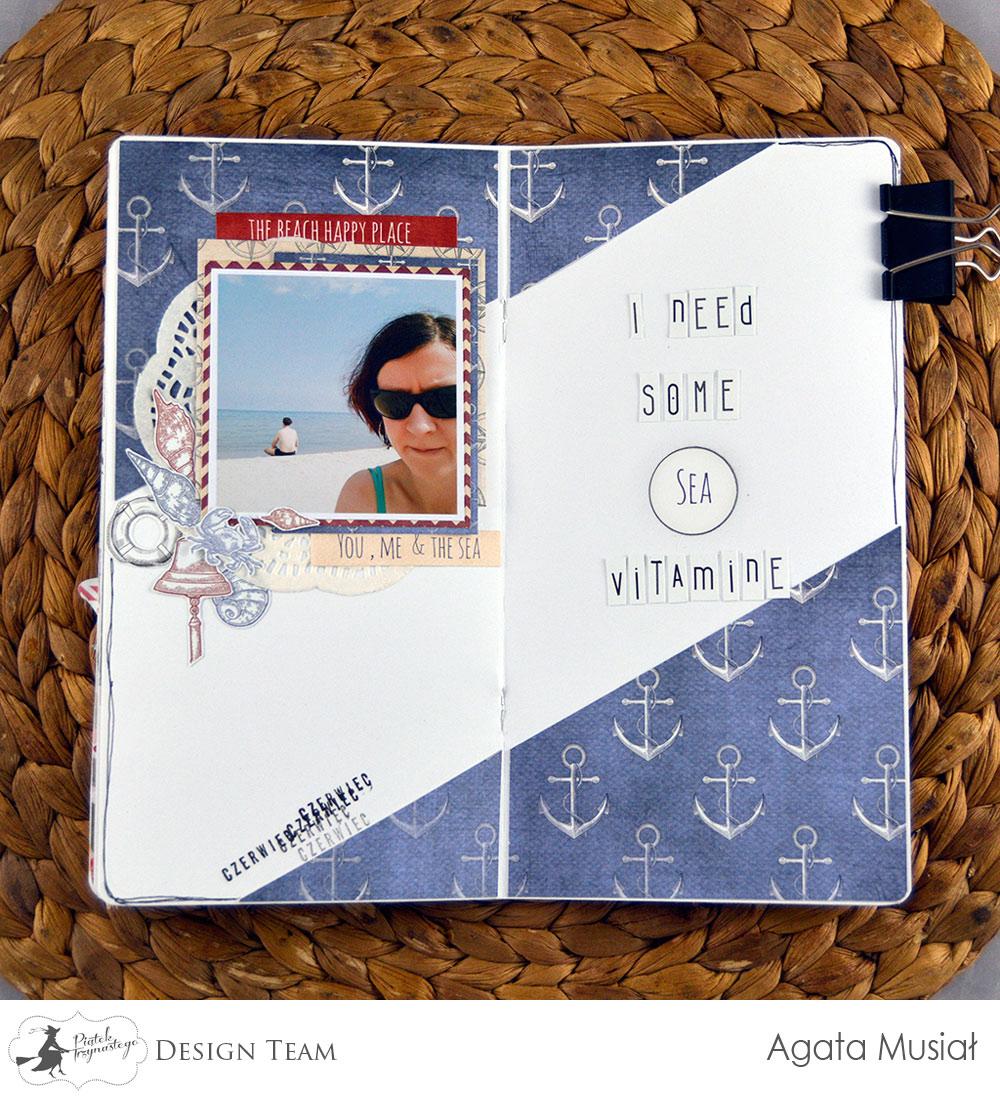 traveler journal by Pinezka - Piątek Trzynastego