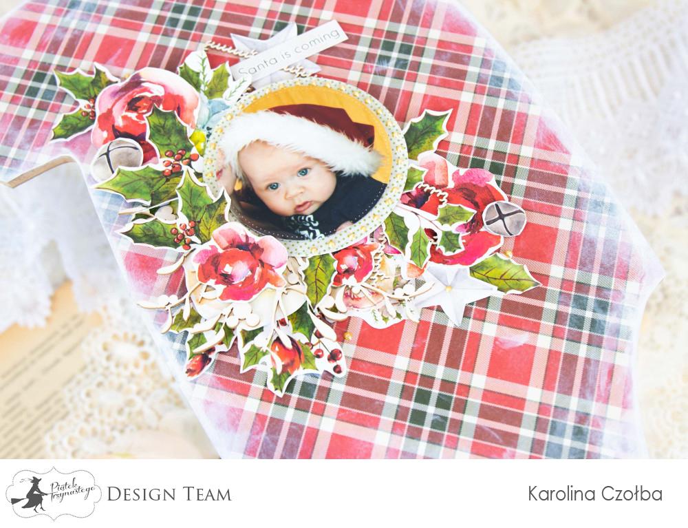 świąteczny layout