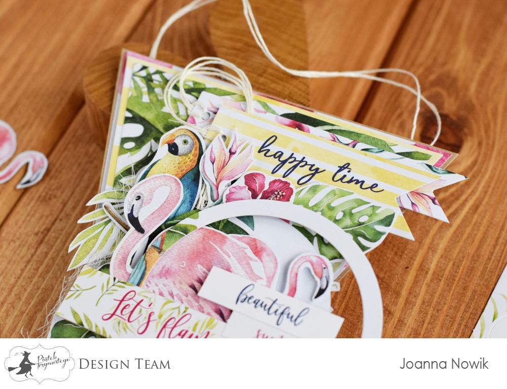 kolorowy tag