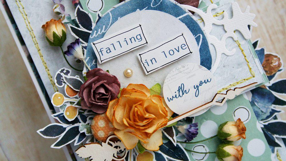 kartka z miłosnym przesłaniem