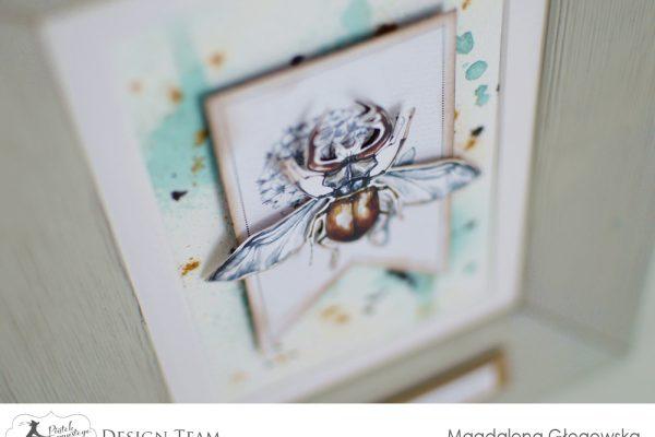 obrazek z magicznym chrząszczem