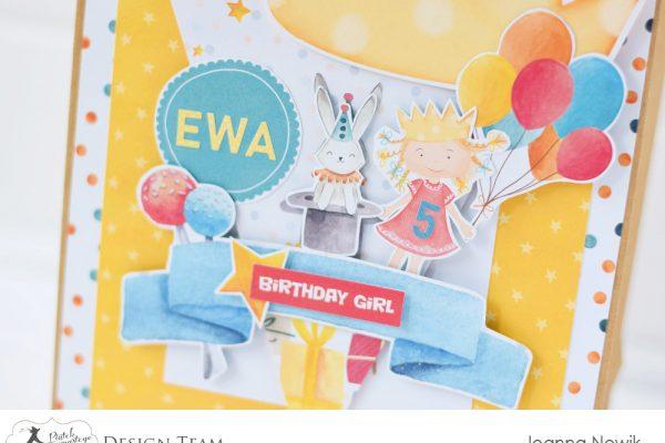 urodzinowa torebka