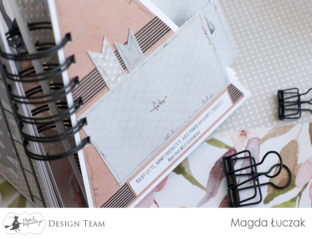 album na zdjęcia z Instaxa