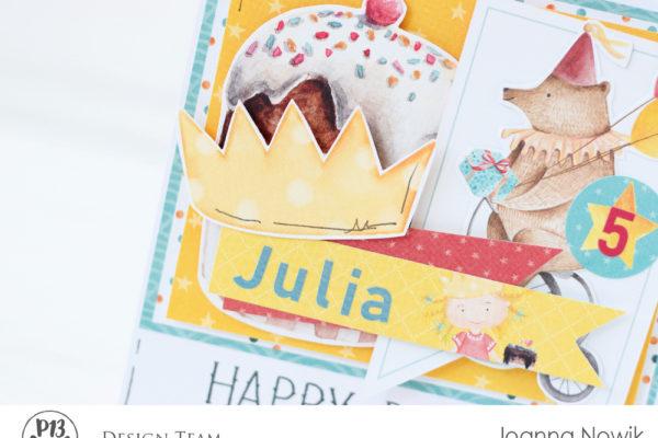 Kartka urodzinowa - Birthday Card