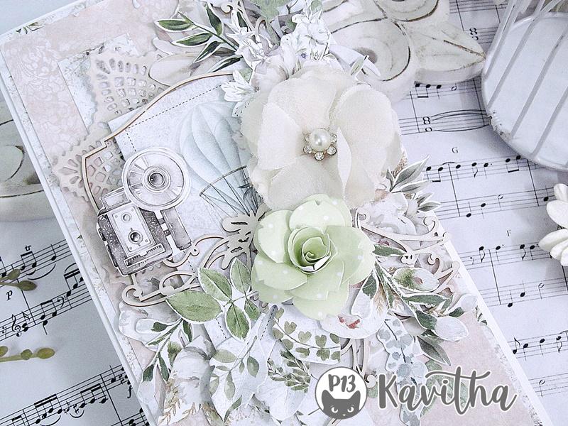 Pastel Card